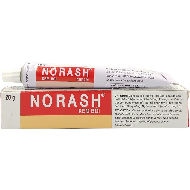 Kem trị viêm da Norash 20g