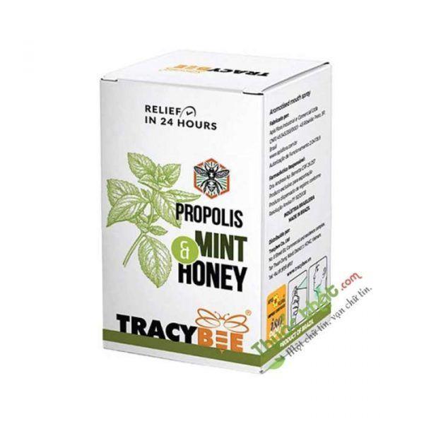 Propolis Mint Honey Lọ 30ml - Keo Ong Tracybee