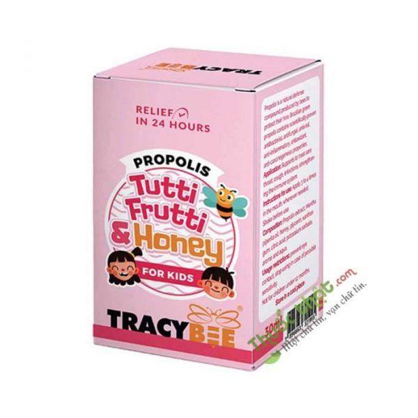 Tutti Frutti  Honey For Kids Chai 30 ml - Keo Ong Tracybee