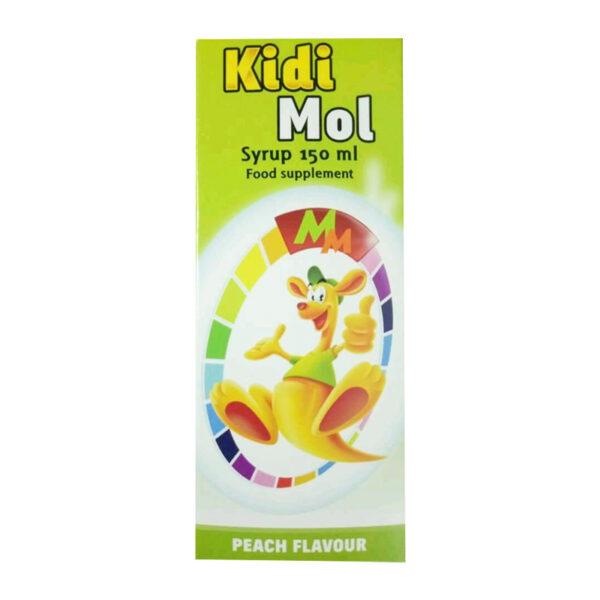 Kidi Mol Chai 150ml - Bổ Sung Vitamin Và Khoáng Chất
