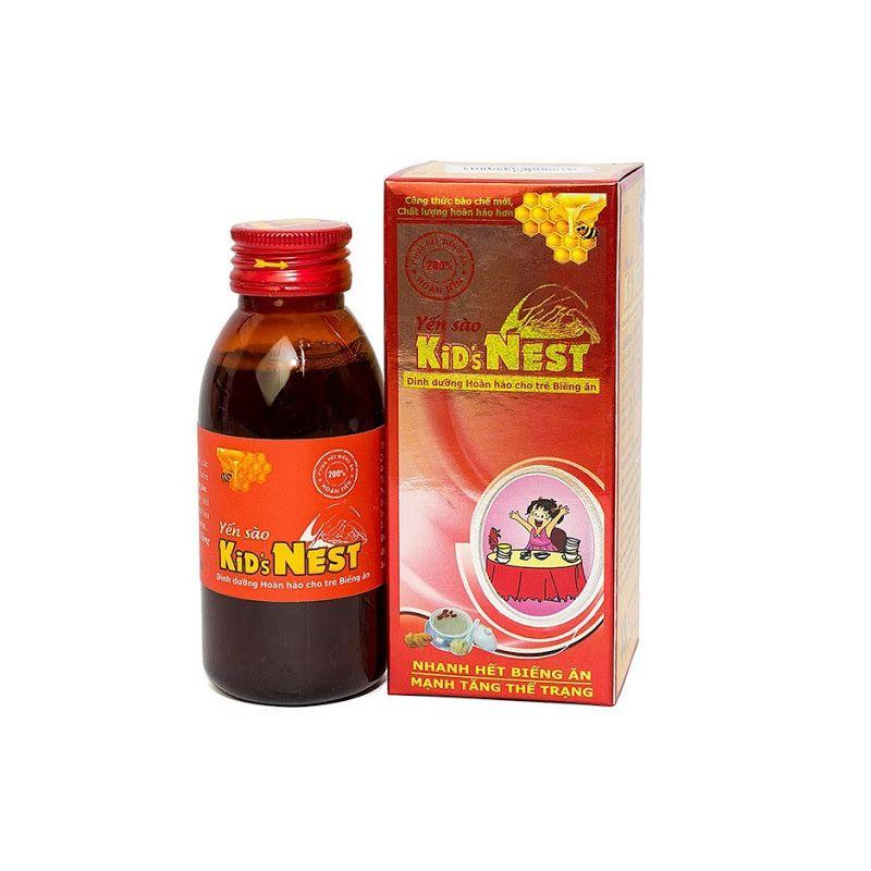 Kidnest Chai 120ml