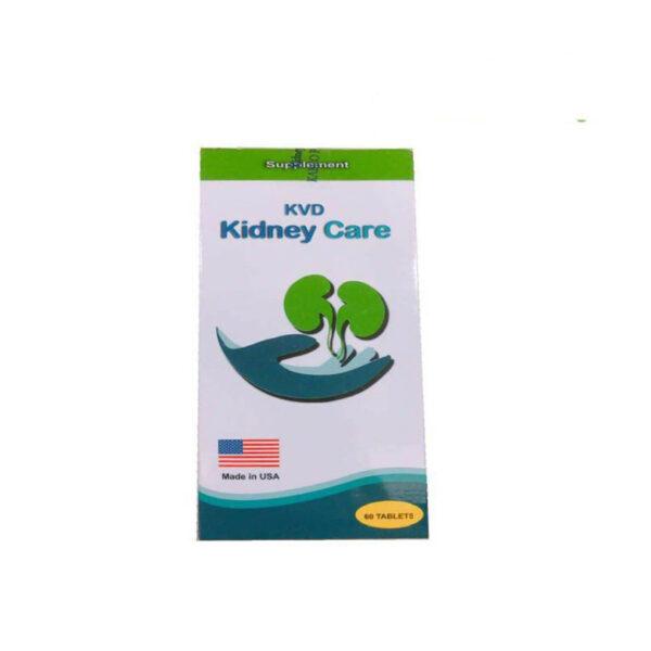 Kvd Kidney Care Lọ 60 Viên  - Viên Uống Giúp Bổ Thận