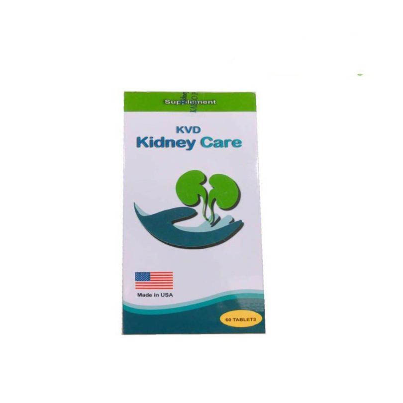 Kvd Kidney Care Lọ 60 Viên
