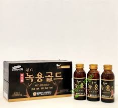 LỘC NHUNG ANTLERS GOLD