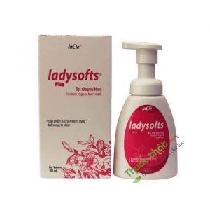 Ladysofts Chai100ml - Dung Dịch Vệ Sinh Phụ Nữ