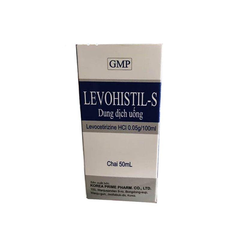 Levohistil S Chai 50ml