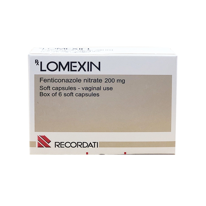 Lomexin 200mg