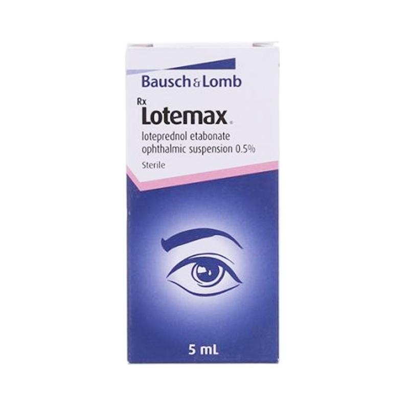 Lotemax Eye 5ml
