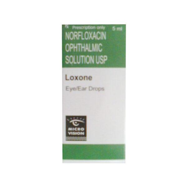 Thuốc Loxone - Lọ 5ml - Điều Trị Bệnh Lý Về Mắt