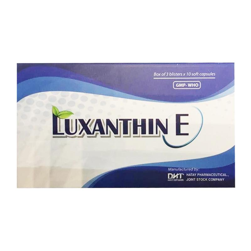 Luxanthin E