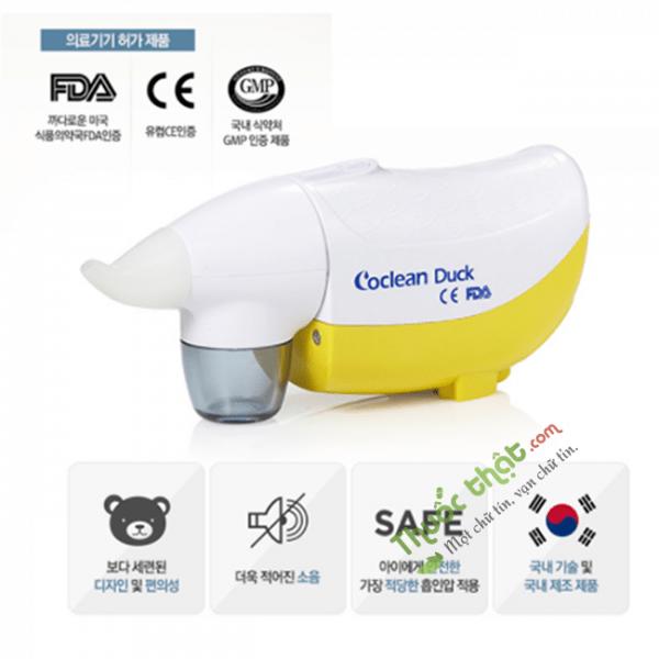Co-Clean Duck Co-Clean Bear - Máy Hút Mũi