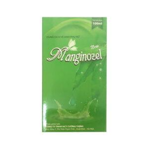 Manginozel Chai 100ml - Dung Dịch Vệ Sinh Phụ Nữ