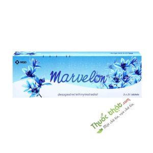 Marvelon Hộp 63 Viên - Thuốc Tránh Thai An Toàn