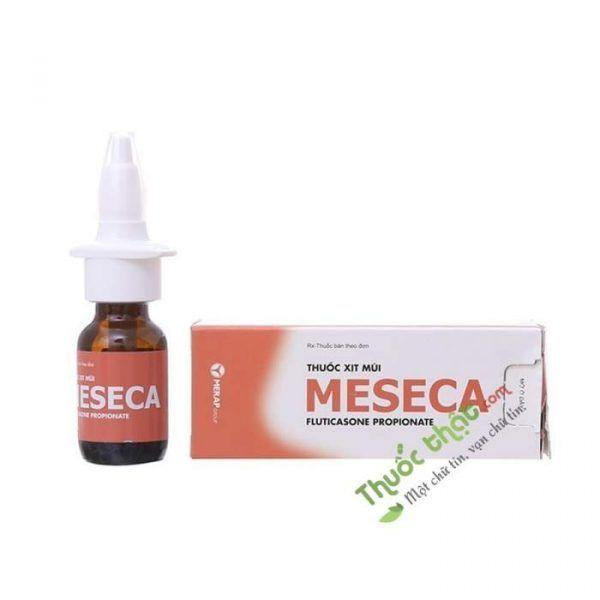 Meseca Lọ 60 Liều - Điều Trị Viêm Mũi Dị Ứng