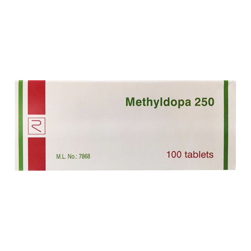 Methyldopa 250