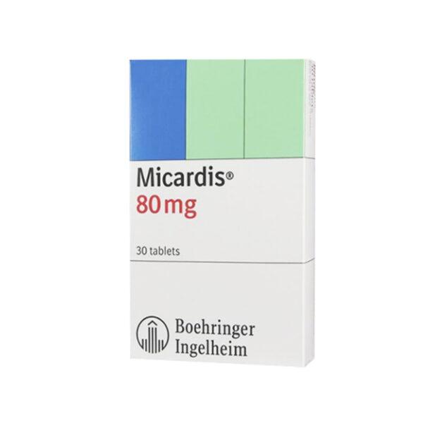 Micardis 80mg Hộp 30 Viên - Điều Trị Cao Huyết Áp