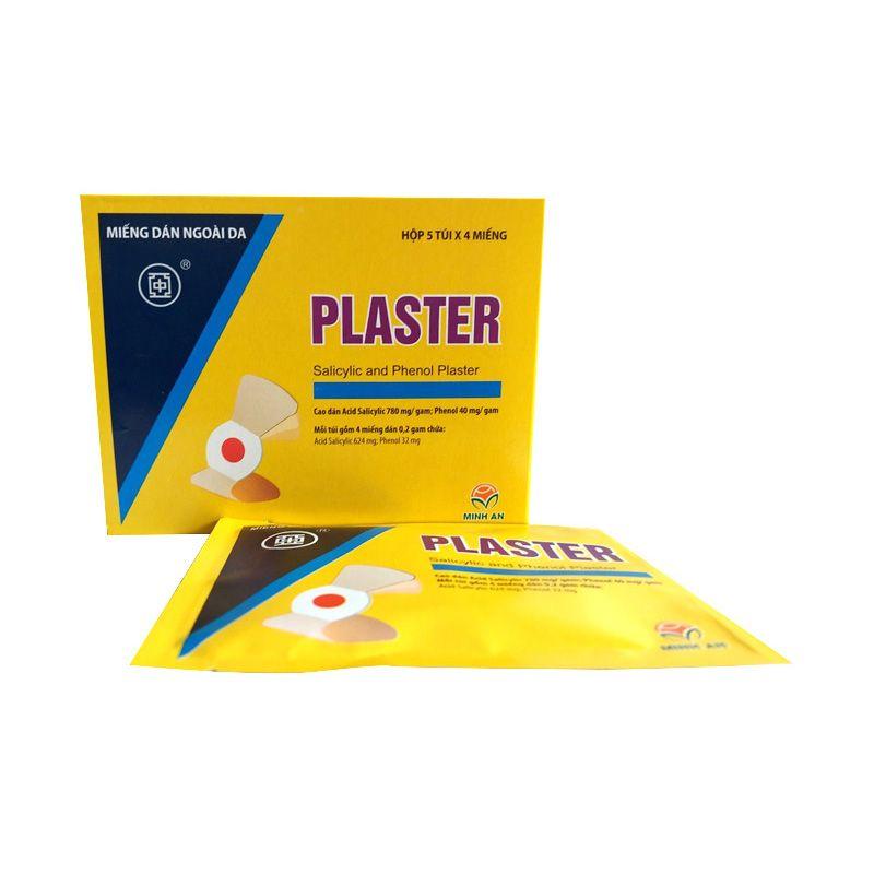 Miếng dán Plasters