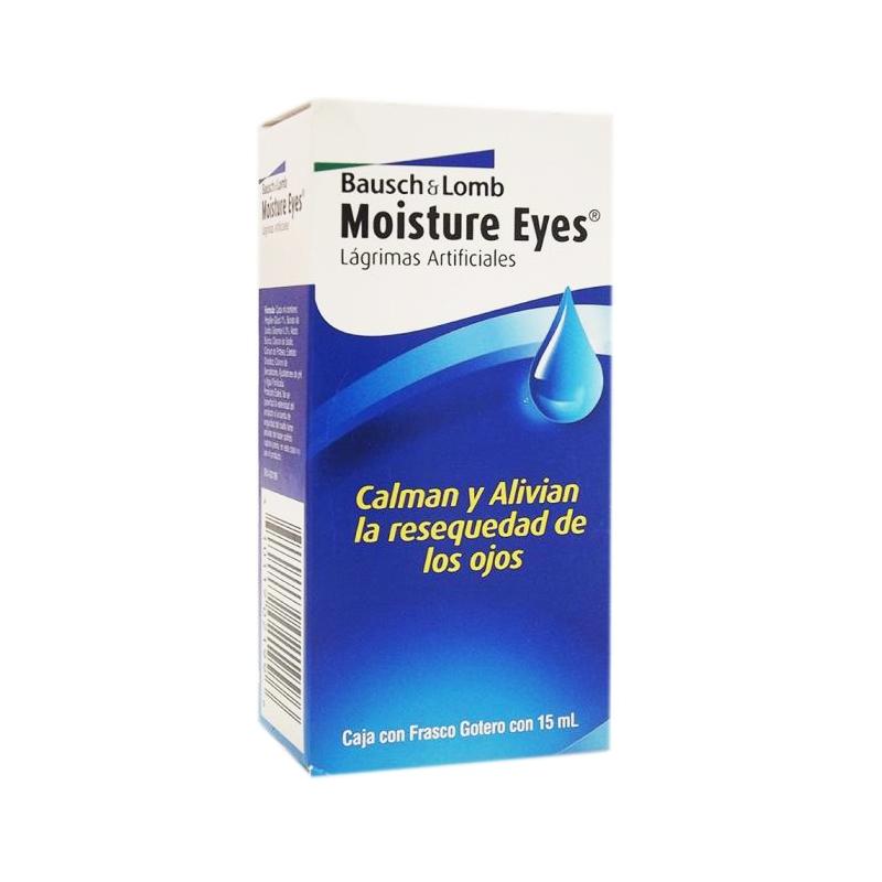 Moisture Eyes