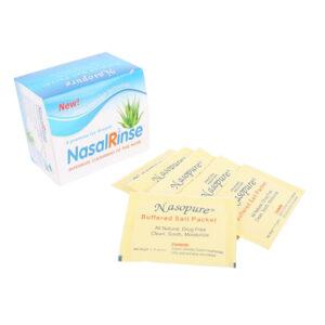 Nasal Rinse Hộp 25 Gói - Muối Rửa Mũi