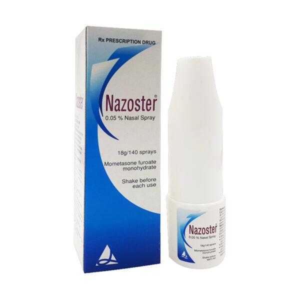 Nazoster 0.05% Spr - Trị Viêm Mũi Dị Ứng