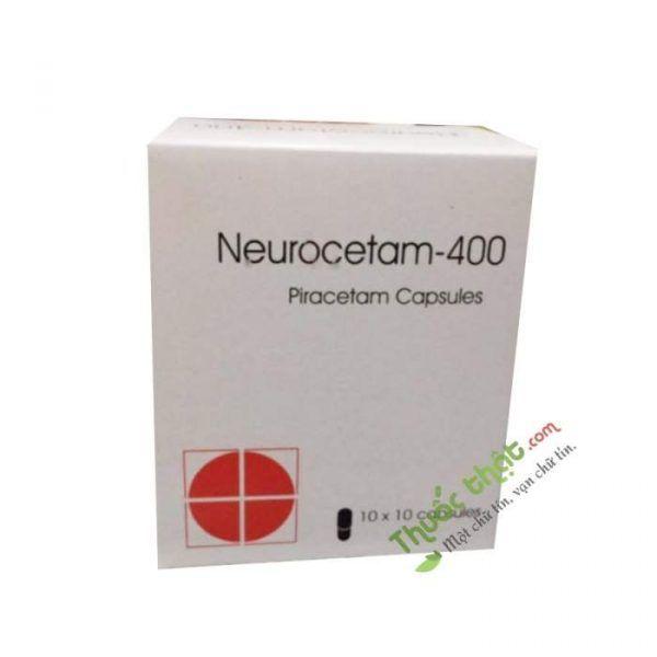Neurocetam Hộp 100 Viên - Điều Trị Bệnh Do Tổn Thương Não