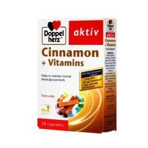 Cinnamon Hộp 30 Viên- Hỗ Trợ Điều Trị Bệnh Tiểu Đường