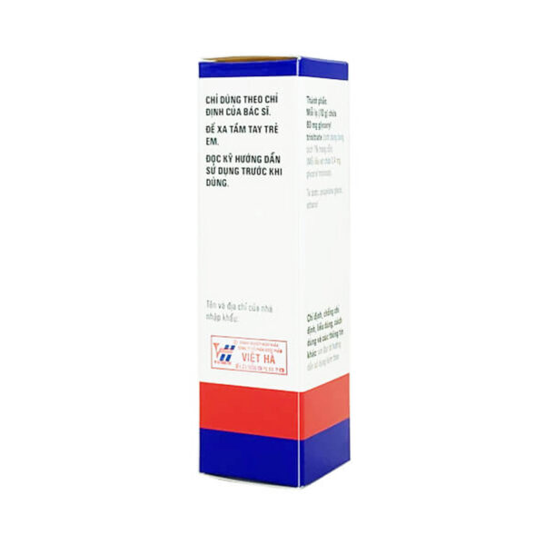 Nitromint 8mg Lọ 10g - Thuốc Tim Mạch