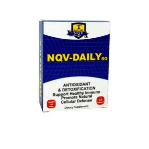 Nqv Daily Hộp 30 Viên - Chống Oxy Hóa, Gốc Tự Do