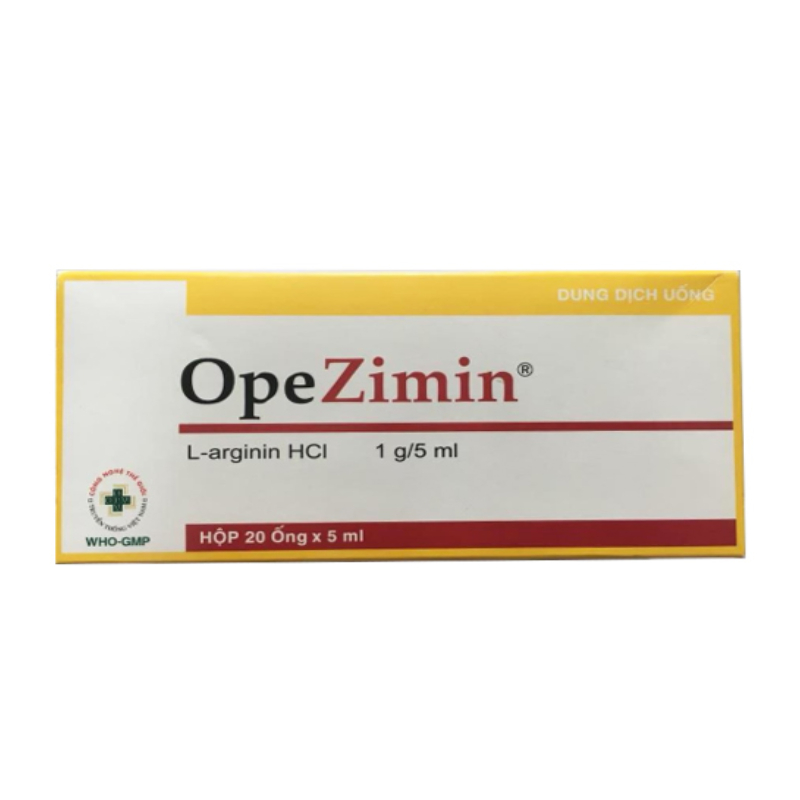 Opezimin Hộp 20 Ống