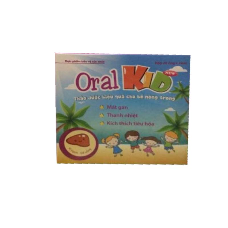 Oral Kid Hộp 20 Ống