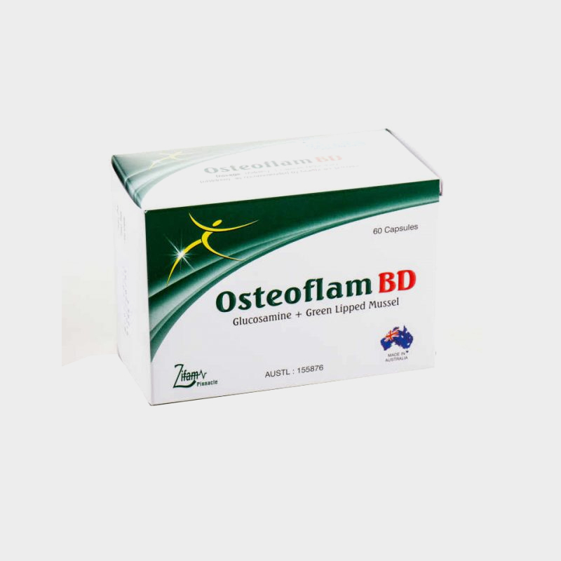 Osteoflam Bd Hộp 60 Viên