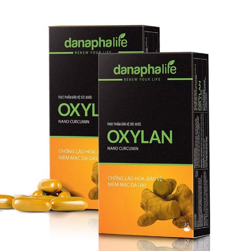 Oxylan Hộp 30 Viên