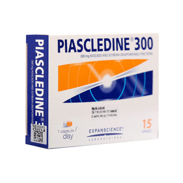 Piascledine 300mg Hộp 15 Viên  - Điều Trị Các Bệnh Nha Chu