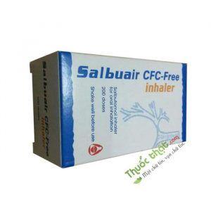 Salbutamol Chai 10ml - Điều Trị Hen Phế Quản