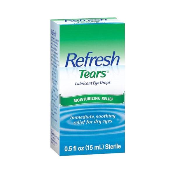 Refresh Tears Lọ 15ml - Thuốc Nhỏ Mắt Làm Trơn Mắt