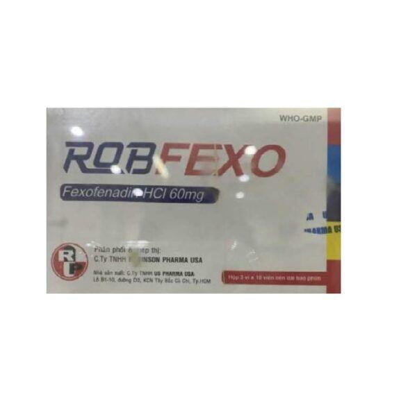 Robfexo - 60mg