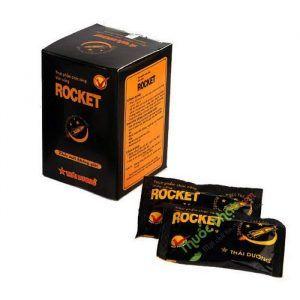 Rocket Hộp 10 Gói - Tăng Cường Sinh Lý Nam