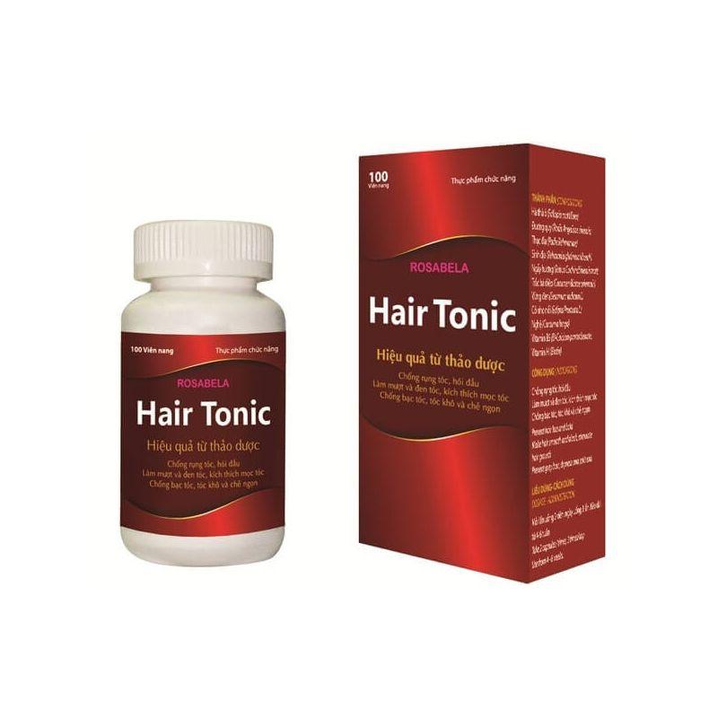 Rosabela Hair Tonic 100 Viên