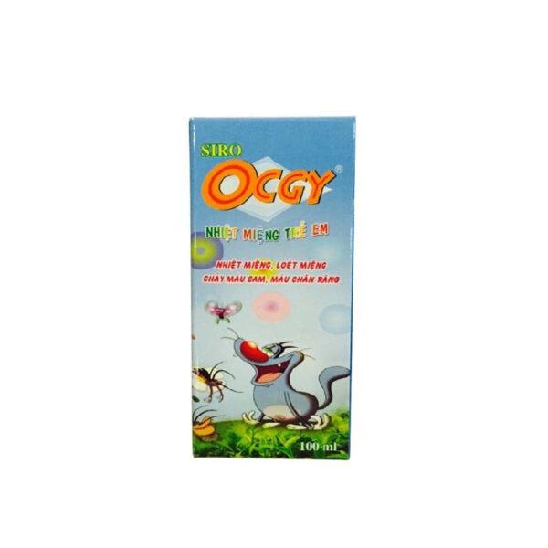 Siro OcGy Lọ  100ml - Giúp Tăng Cường Sức Đề Kháng