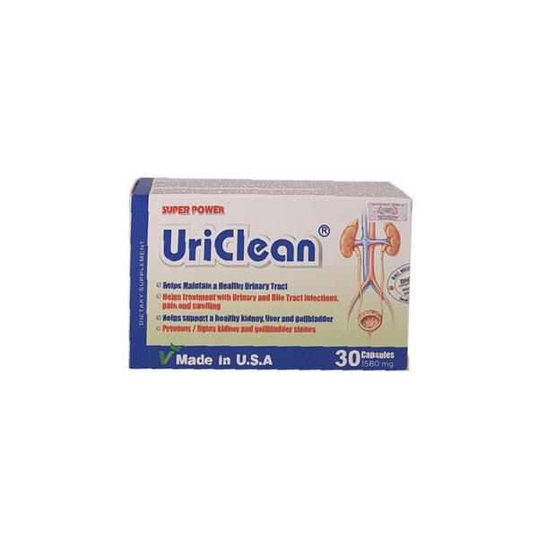 Super Power Uriclean Hộp 30 Viên - Tăng Cường Sức Khỏe