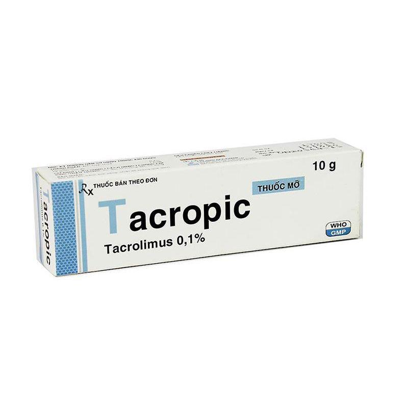 Tacropic Tuýp 10g