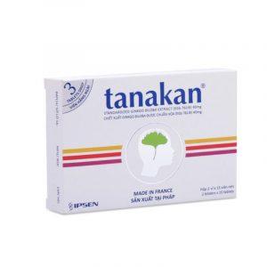 Thuốc Tanakan-Hộp 2 Vỉ-Điều Trị Chứng Kém Tập Trung