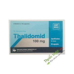 Thuốc Thalidomid 100mg - Điều trị đa u tủy xương