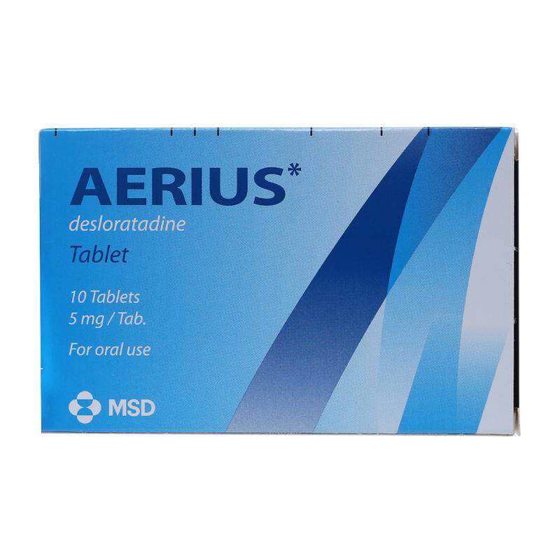 Thuốc Aerius 5