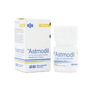 Thuốc Astmodil 10mg Lọ 28 Viên - Điều Trị Hen Phế Quản