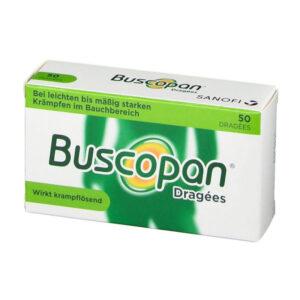 Thuốc Bucospan 10 mg Hộp 100 viên - Chống co thắt