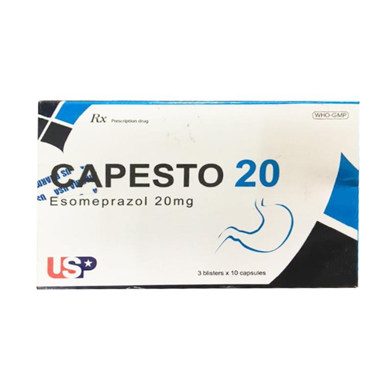 Thuốc Capesto 20