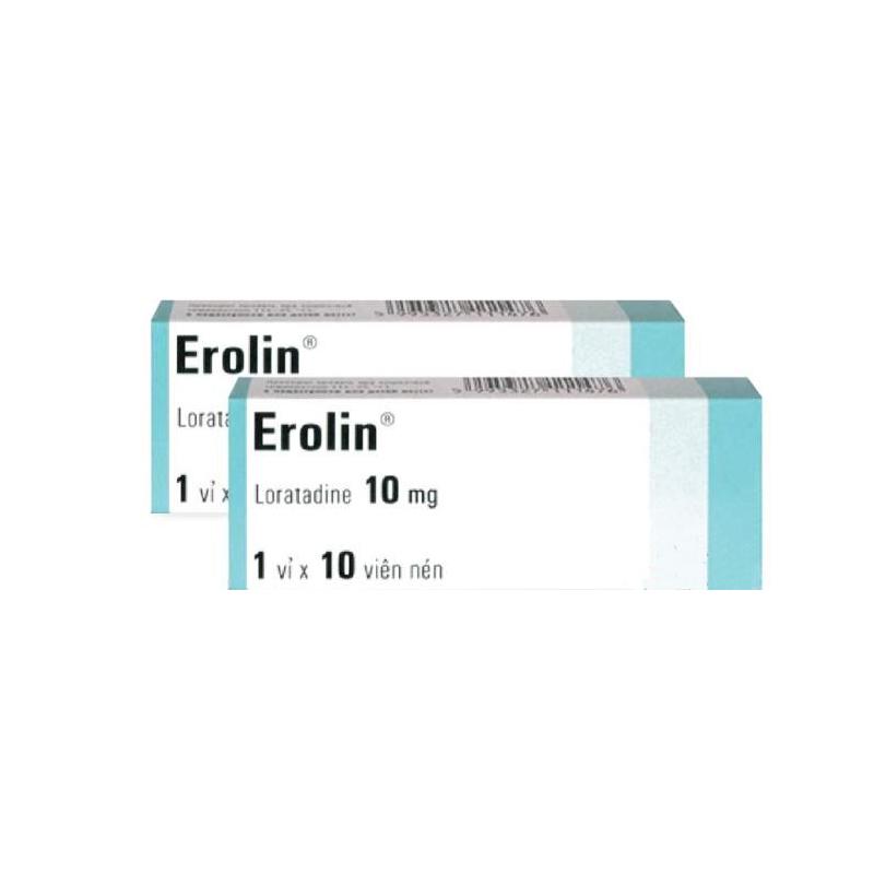 Thuốc Erolin 10Mg