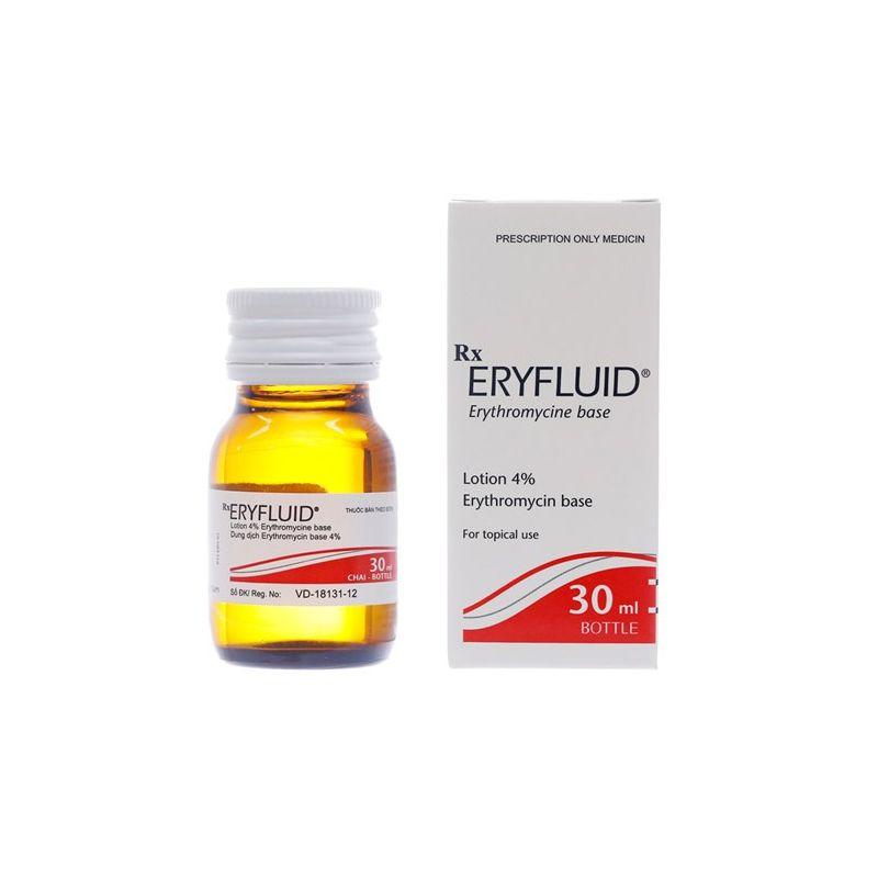 Thuốc Eryfluid 4% 30ml