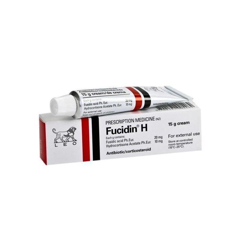 Thuốc Fucidin H 15g